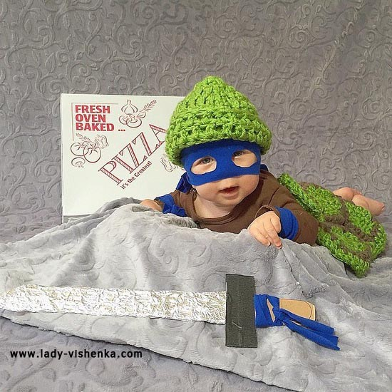 Costume pour bébé - Teenage Mutant Ninja Turtles