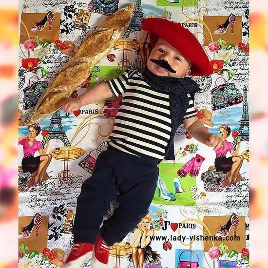 deguisement halloween pour les bebe 1 12 mois. Black Bedroom Furniture Sets. Home Design Ideas