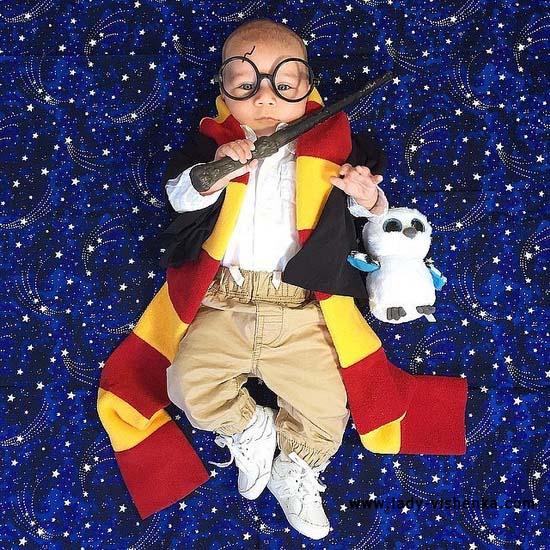 Costume Astronome pour les bebe