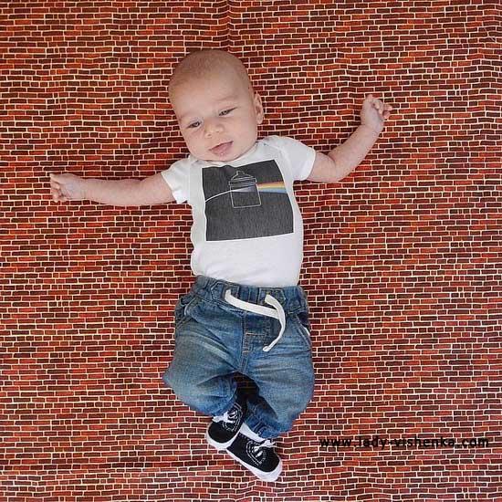 Jeans costume homme pour bébé