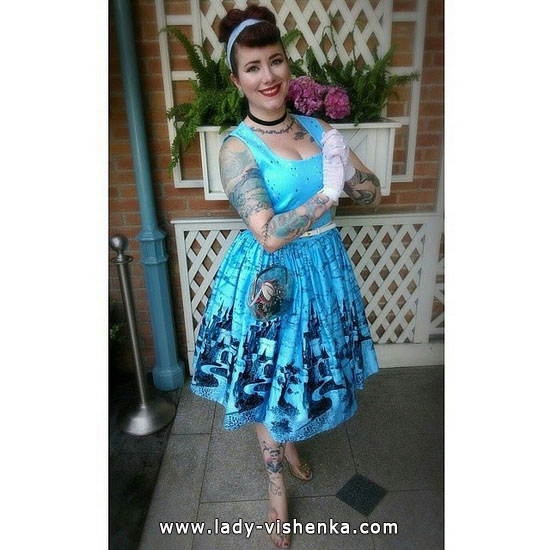 Cendrillon - costumes pour Halloween photo