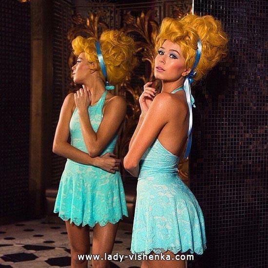 Cendrillon - déguisement pour Halloween photo