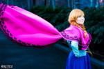 Anna, Elsa, Olaf — déguisement Halloween adulte