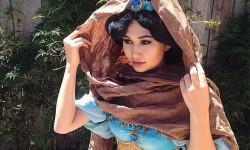 La princesse Jasmine - idée de costume pour Halloween