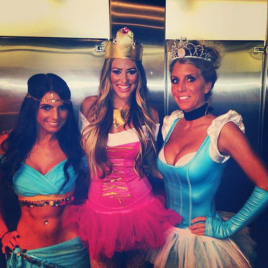 Photos de costumes Jasmine Halloween