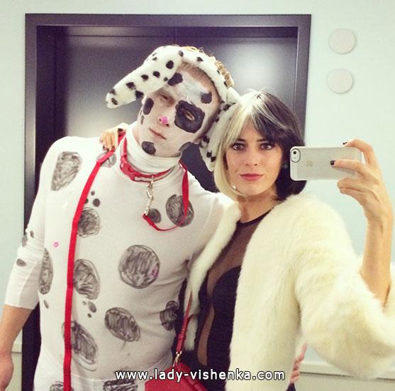 Déguisement pour Halloween - Cruella adulte