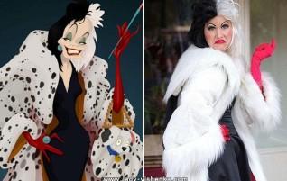 Halloween déguisement — Cruella De Vil