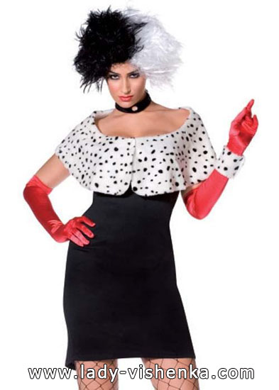 Halloween déguisement - Cruella De Vil adulte