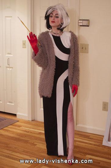 Halloween déguisement - Cruella De Vil femme