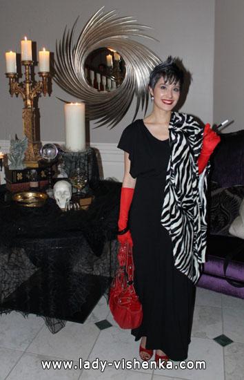 Halloween déguisement femme