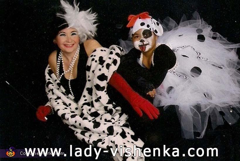 Déguisement Halloween - Cruella De Ville femme