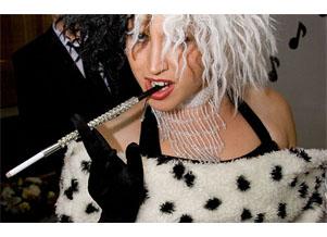 Déguisement de Cruella pour Halloween