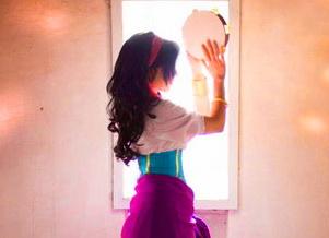 Esmeralda Déguisement d'Halloween