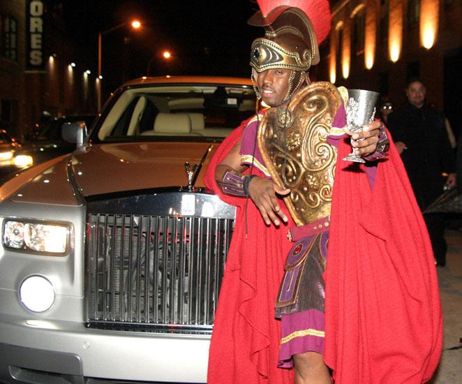 18. Costumes d'Halloween - les stars