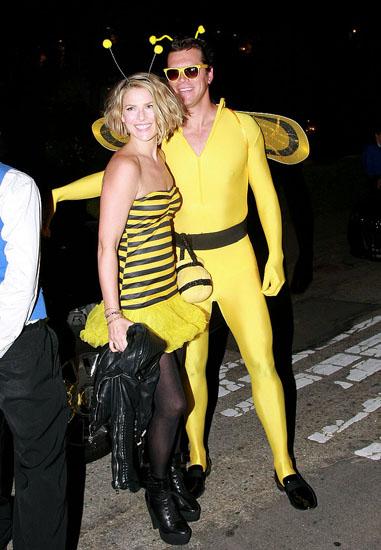 27. Costumes d'Halloween - les stars