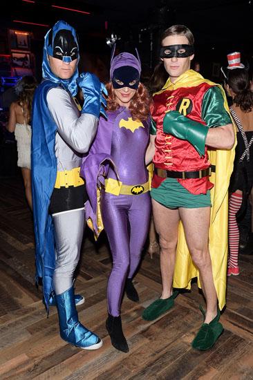 3. Costumes d'Halloween - les stars