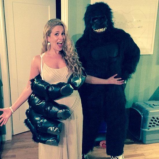 28. Costumes d'Halloween - les stars