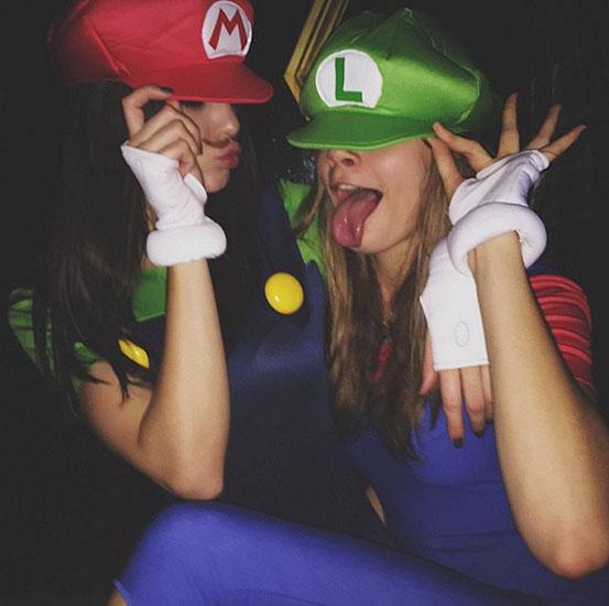 54. Costumes d'Halloween - les stars