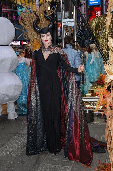 56. Costumes d'Halloween - les stars