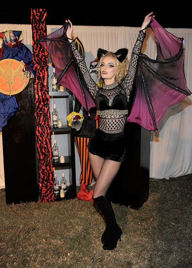 58. Costumes d'Halloween - les stars