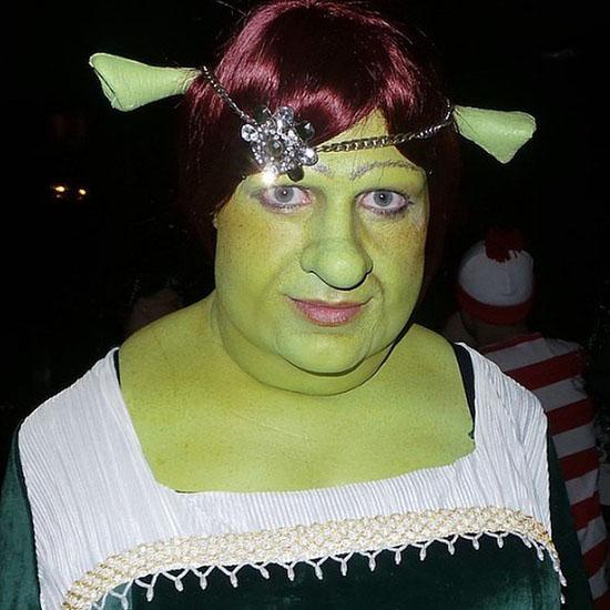 72. Costumes d'Halloween - les stars