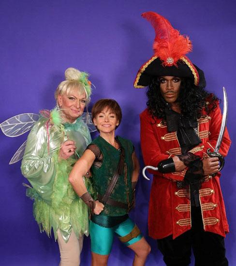 74. Costumes d'Halloween - les stars