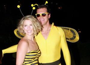 Célébrités en déguisements d'Halloween