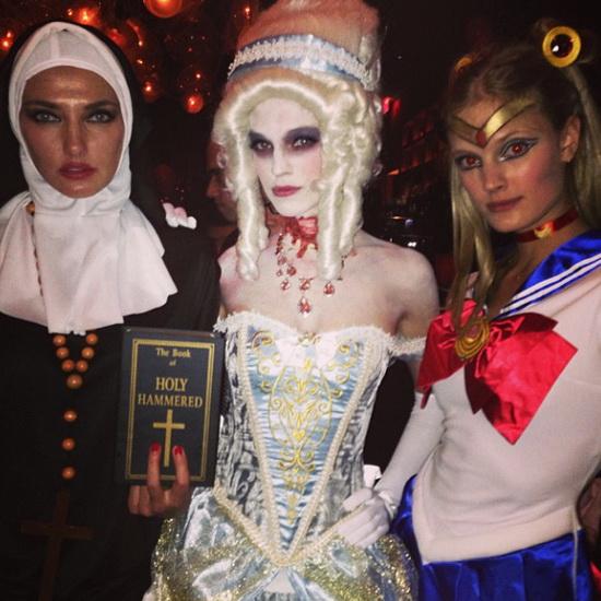 Modèle Sam Gradoville Halloween