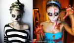 Costumes pour une adolescente à l'Halloween