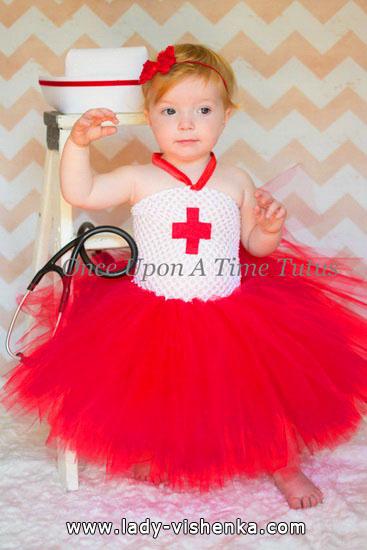 Costumes pour les petites filles