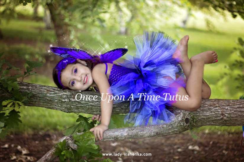 Déguisement pour petit fille de 4 ans - 6 ans