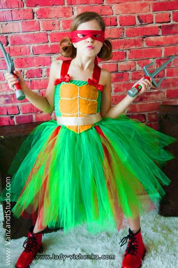 2. Déguisement d'Halloween pour fille