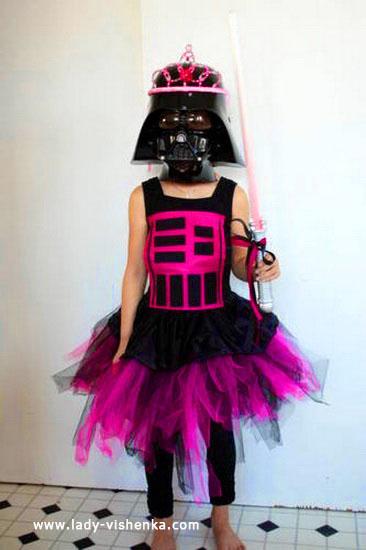 3. Déguisement d'Halloween pour fille