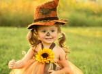 Déguisements fille 1 à 3 ans (65 idées de photos)