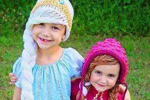 Costumes pour fille de 4 à 6 ans