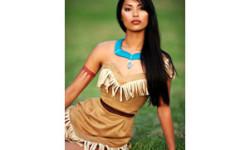 Pocahontas costume d'Halloween - 20 idées