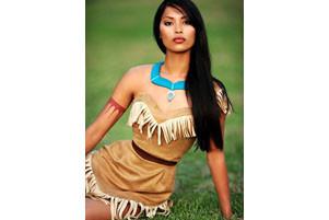 Déguisement Pocahontas Halloween