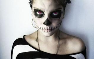 Halloween déguisement Squelette
