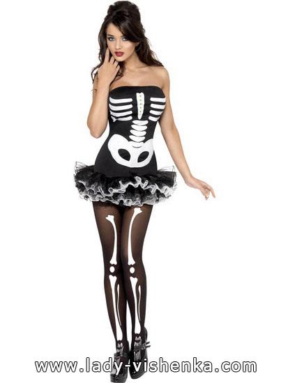 Costume Squelette femme