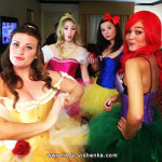 Disney princesse Halloween