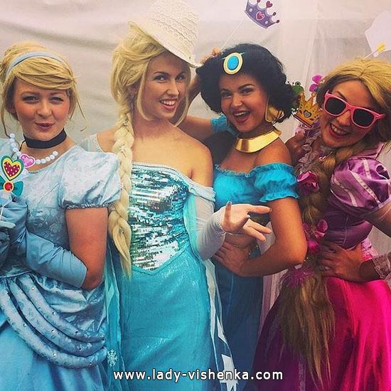 Des idées pour Halloween pour les filles - Disney Princesse