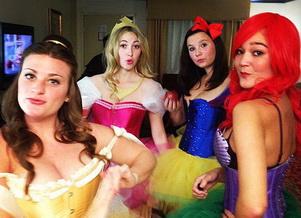 Déguisement d'Halloween Disney Princess