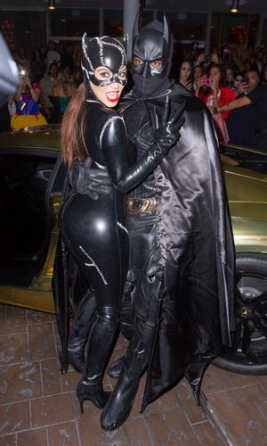 Déguisement d'Halloween Catwoman