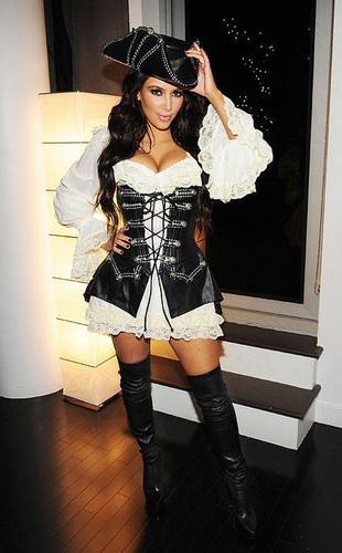Déguisement d'Halloween Pirate