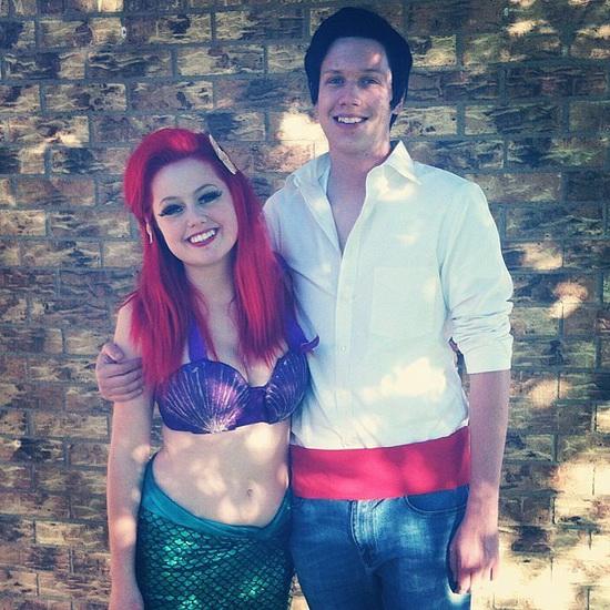 La petite sirène - la princesse Ariel Halloween