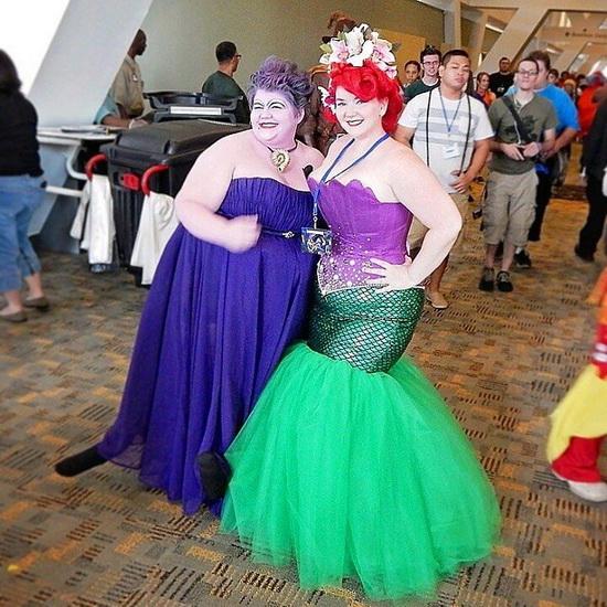 Costume Ariel Halloween