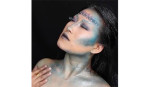Halloween — Maquillage de sirène + vidéo