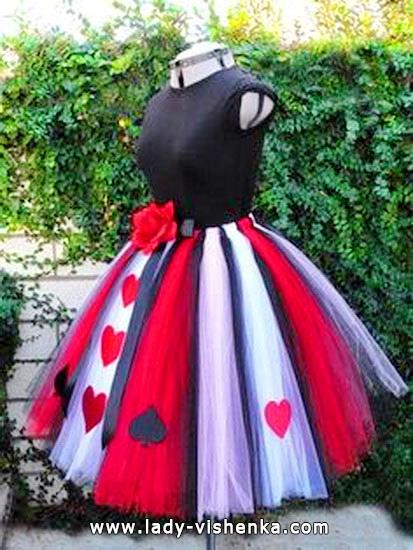 Reine de Coeur Costume Sexy