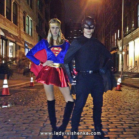 Déguisement halloween super héros