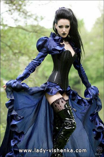 Vampire d'Halloween femme